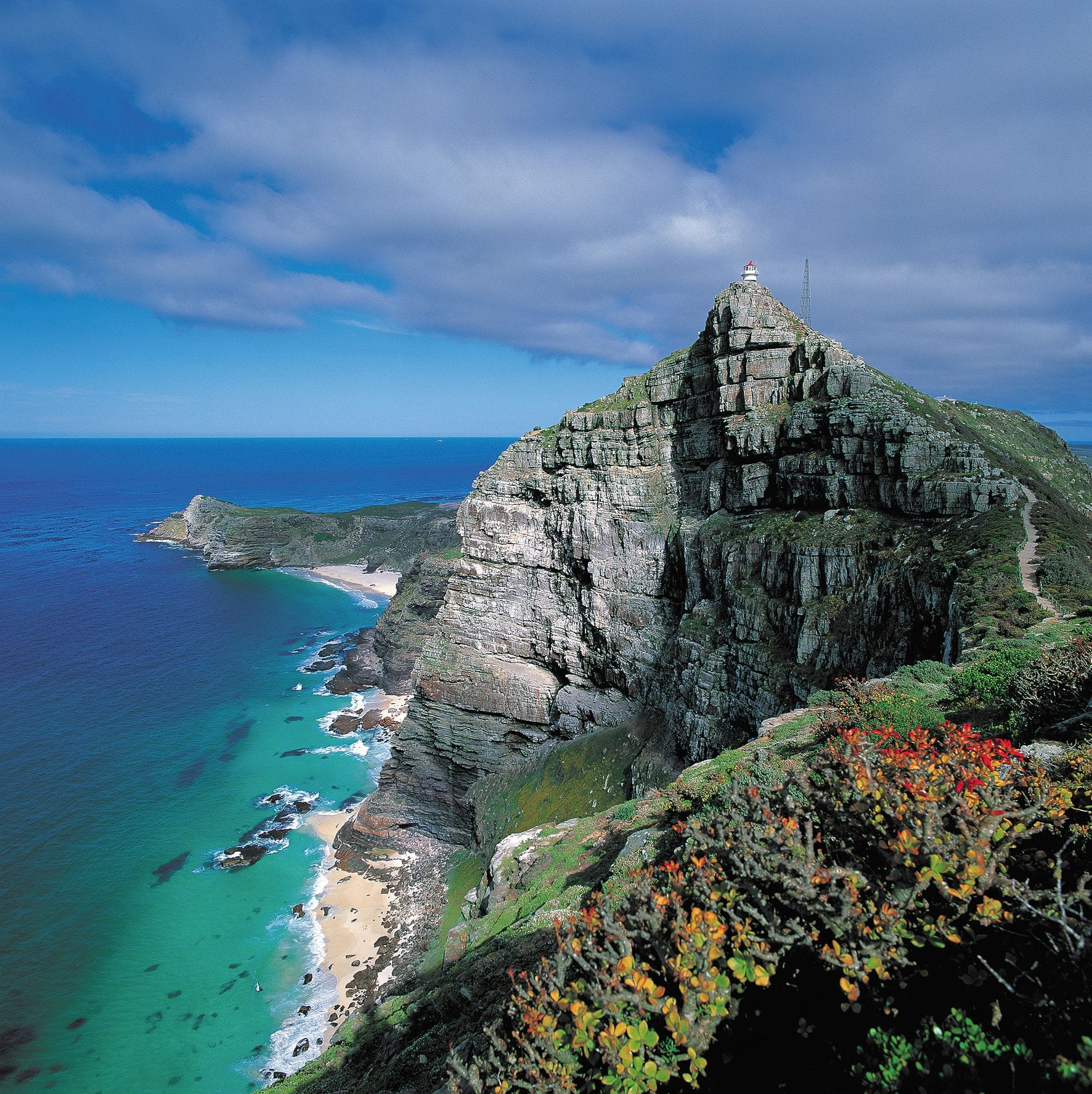 View of Cape Point