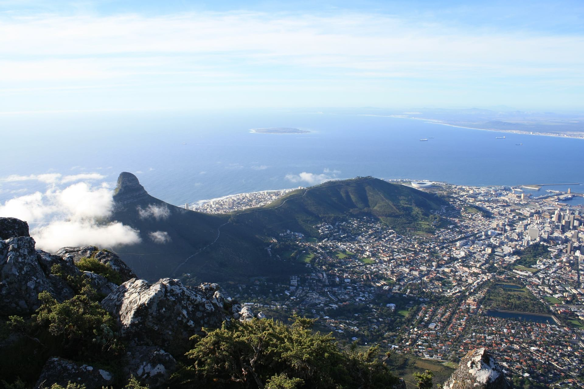 Halaal friendly table mountain cape town
