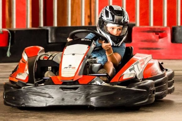 Go Karting at Checkpoint 103 Activity Hub in MIdlands