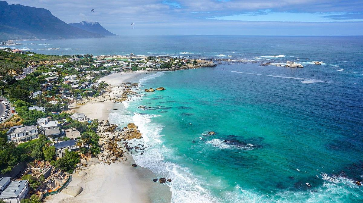 Clifton Beaches and the Twelve Apostles