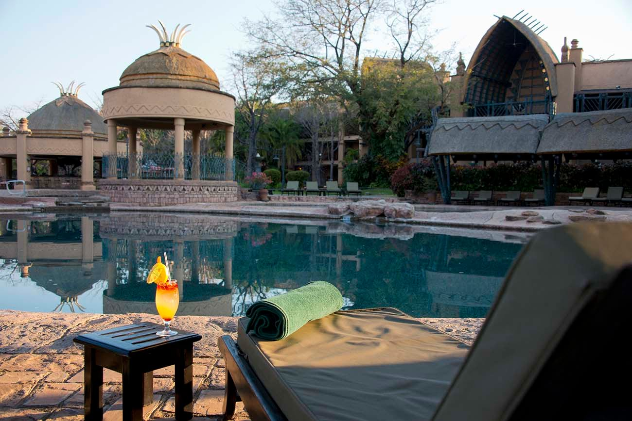 Kingdom Hotel in Zimbabwe