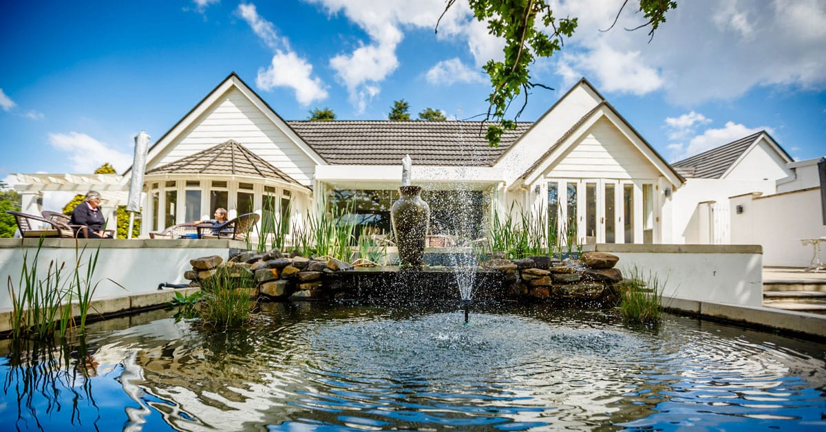 Lythwood Lodge Wedding Venue
