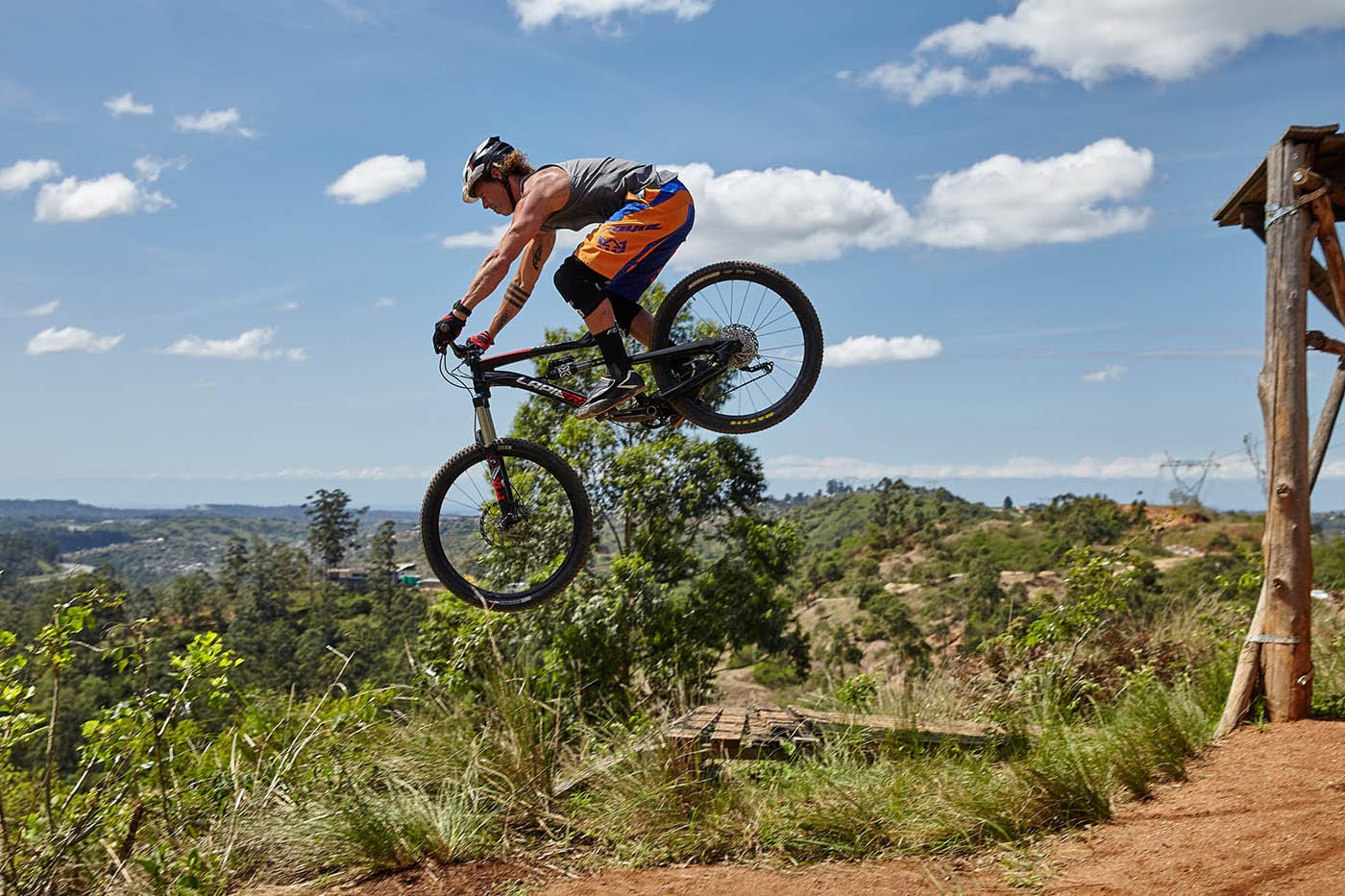 Howick and Karkloof Mountain Bike Trails in Midlands Meander